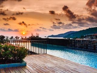 Luxury Patong Beach 44 sqm Apartment for 2 with Pool & Gym! - Patong vacation rentals