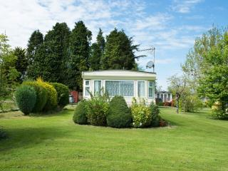 Static caravan Holiday mobile home for hire rent - Sticklepath vacation rentals