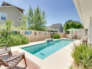 Charming ocean home, w/private pool & great location - Panama City Beach vacation rentals