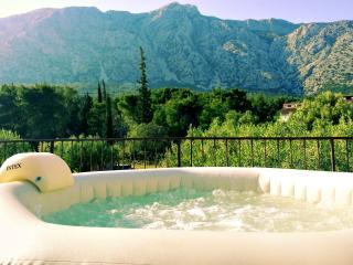 Royal Baroque house with relax jacuzzy - Orebic vacation rentals