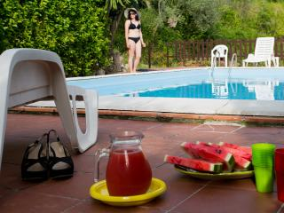 Romantic 1 bedroom Castelnuovo Magra House with Grill - Castelnuovo Magra vacation rentals