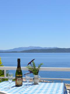 Apartment for family with nice view - Zivogosce vacation rentals