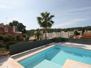 Villa Sokrates - Modern villa near the beach - Peguera vacation rentals