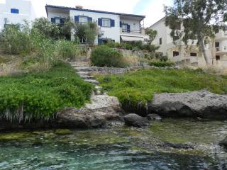 Villa Fea - BeachFront With Spectacular Sea View - Perdika vacation rentals