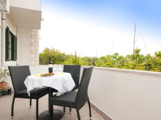 Apartments Tihana - One Bedroom Apartment With Terrace With Garden View - Soline vacation rentals