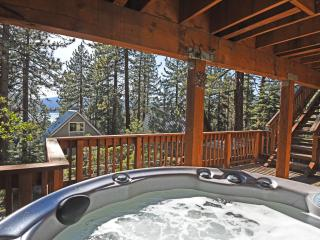 Sweet Retreat with Lake Views and Hot Tub - Kings Beach vacation rentals