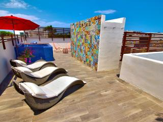 2 bedroom PH, private rooftop with plunge pool. - Playa del Carmen vacation rentals