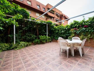 NICE APARTMENT/GARDEN  4 BEDROOM NEXT TO IFEMA VT343 - Madrid vacation rentals