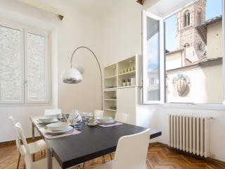 Facing Piazza San Firenze sleep 6 - Florence vacation rentals