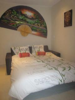 studio meublé tres coquet decor asie, tout compris - Aubais vacation rentals