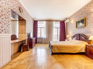 SutkiPeterburg Splendid Apartment with Balcony - Saint Petersburg vacation rentals