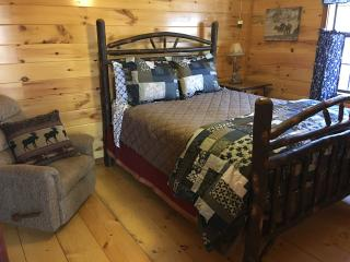 Private Retreat, Hot Tub, Fire Pit & Dogs Welcome - Ellijay vacation rentals