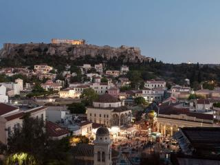 1 bedroom Penthouse with Balcony in Athens - Athens vacation rentals