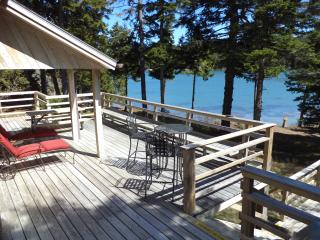 Maine Oceanfront Vacation Rental - Sleeps 12! - Swans Island vacation rentals