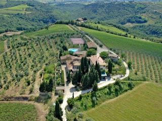 Fattoria Quercia al Poggio - Apartment Cappella 3 - Barberino Val d'Elsa vacation rentals