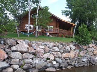 Log Cabin close to Plaster Rock, Grand Falls NB - Perth-Andover vacation rentals