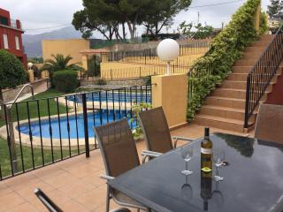 Family Holiday Townhouse with Pool - Sanet y Negrals vacation rentals