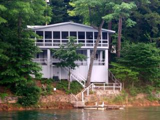 Lakefront Cottage on Lake Santeetlah - Robbinsville vacation rentals
