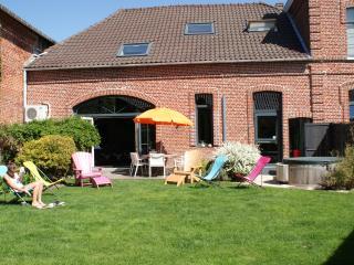 Gîte 4 épis à la campagne proche de Lille - Coutiches vacation rentals