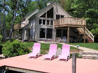 Fantastic Waterfront Home Cummings Cove (CAN23Wf) - Meredith vacation rentals