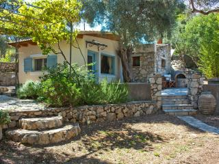 Olive Grove Cottage/ Excellent View - Tsoukalades vacation rentals