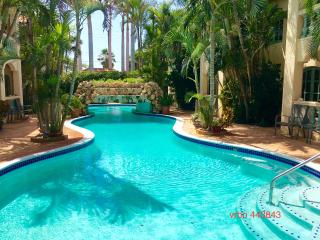 MARCH  SPECIAL $1300 a week, 5 star condo 1min to Marriott and Ritz & Palm beach - Malmok Beach vacation rentals