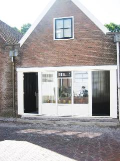 Vakantiehuis Harlingen Friesland 'Mooi Fut' - Harlingen vacation rentals