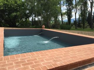 luxury villa with private pool and secure garden - San Ginesio vacation rentals