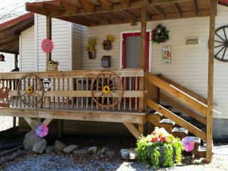 Cozy 3 bedroom Maggie Valley Cabin with Deck - Maggie Valley vacation rentals