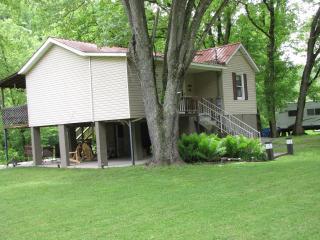 Hinton WV  2 bedroom cabin on Greenbrier River - Hinton vacation rentals