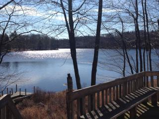 Great 5 Bedroom Family House on Big Bass Lake!! - Gouldsboro vacation rentals