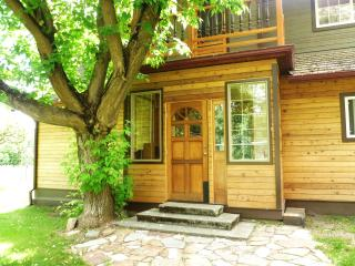 Beautiful Guest house with Balcony and Central Heating - Grand Forks vacation rentals