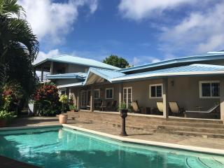 BEACHFRONT VILLA (POOL & BEACH ACCESS) with WIFI - Casa Cassini Tobago - Scarborough vacation rentals