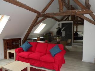 Le Moulin Volarie - Le Grenier - Luceau vacation rentals
