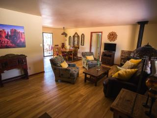 Bright House with Internet Access and A/C - Sedona vacation rentals