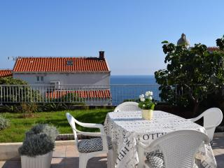 apartment with beautifull terrace and seaview - Dubrovnik vacation rentals