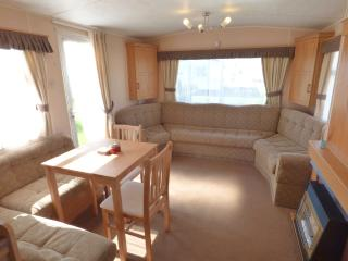 Dawson 8 berth caravan at Southview Leisure Park Skegness - Skegness vacation rentals
