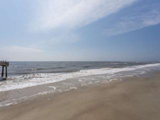 New Listing/Balcony/Ocean View - Tybee Island vacation rentals