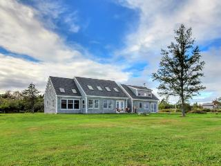 Lovely oceanfront home w/ lighthouse view and beach access! - Lubec vacation rentals