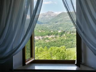 Cosy apartment in the Alps with fantastic panorama - Peghera vacation rentals