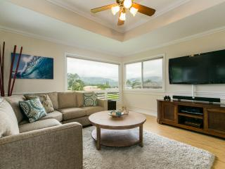 5BR, Mountain, Waterfalls and Hanalei Bay Views! - Princeville vacation rentals