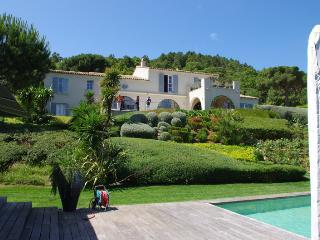 Luxury Villa off the Route des Plages, St Tropez. - Ramatuelle vacation rentals