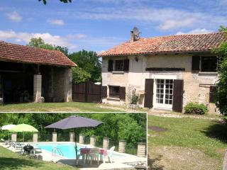 3 bedroom Cottage with Internet Access in Bourdeilles - Bourdeilles vacation rentals