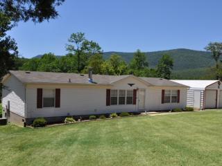 Bear Meadows cabin on the Shenandoah River - Rileyville vacation rentals