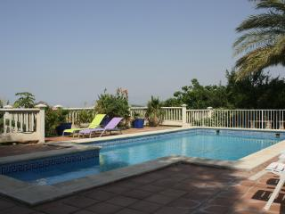 Fabulous 4 bedroom villa on the Costa Tropical - Motril vacation rentals