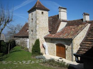 Manoir de Rieuzal:  2 bedroom gite - Loubressac vacation rentals