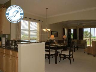 Cinnamon Beach Condominium -3 Bedroom Ocean Front Corner Unit on 2nd floor - Palm Coast vacation rentals