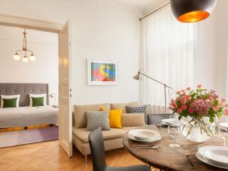 Two-Bedroom Art Nouveau Apartment - Prague vacation rentals