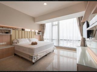 Cozy 2 bedroom Apartment in Jakarta with Game Room - Jakarta vacation rentals