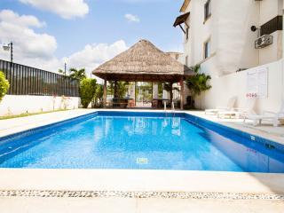 NEW 2 BEDROOM CONDO Playa del Carmen Caleta 1 - Playa del Carmen vacation rentals